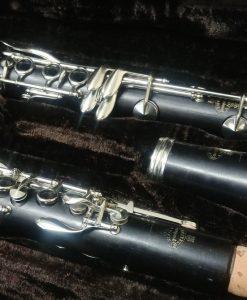 Vintage Buffet C Clarinet #4134
