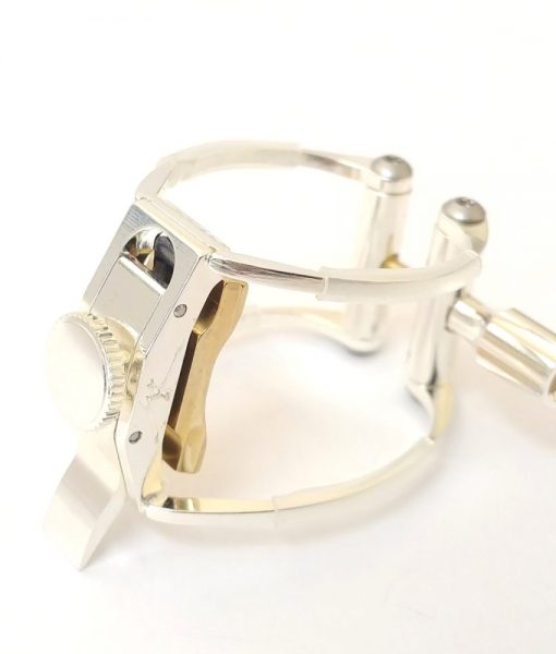 AK Ligature - Silver Clarinet Ligature model CL01-Silver
