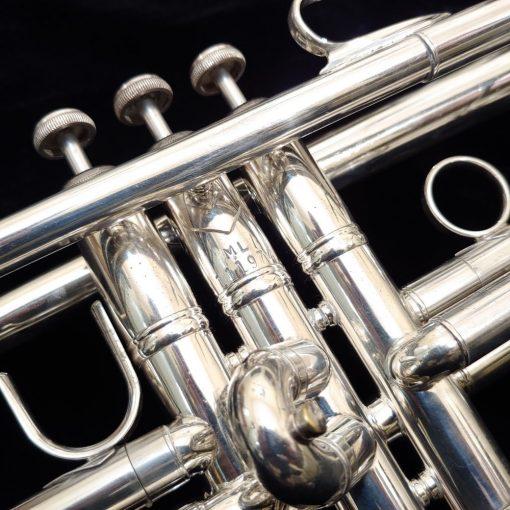 1974 Used Bach Stradivarius Trumpet - 180S-37, #111974