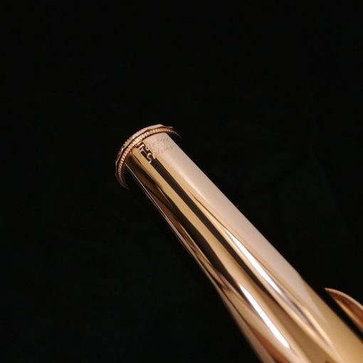 Pearl Solid Silver, 18k Rose Gold Forza Headjoint