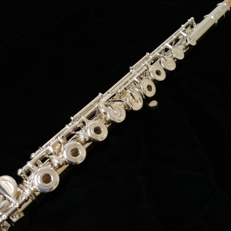 Pearl Quantz 665 Flute with Rose Gold Forza Headjoint