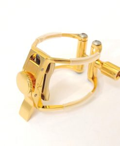 AK Ligatures - Gold Plated Clarinet Ligature