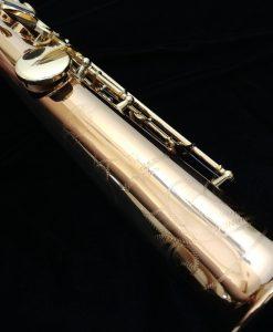 Yanagisawa SWO2 Bronze Soprano Sax - One Piece