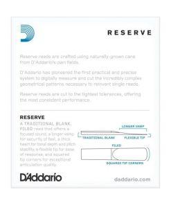 D'Addario Reserve Eb Clarinet Reeds