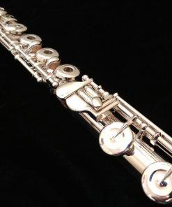 Pearl 525 Quantz Flute with Brezza Headjoint - PF-B525-RBE