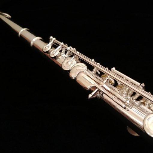 Pearl Custom 665 Quantz Flute with C# Trill and Brezza Headjoint