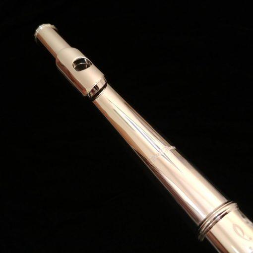 Pearl Custom 665 Quantz Flute with C# Trill and Brezza Headjoint