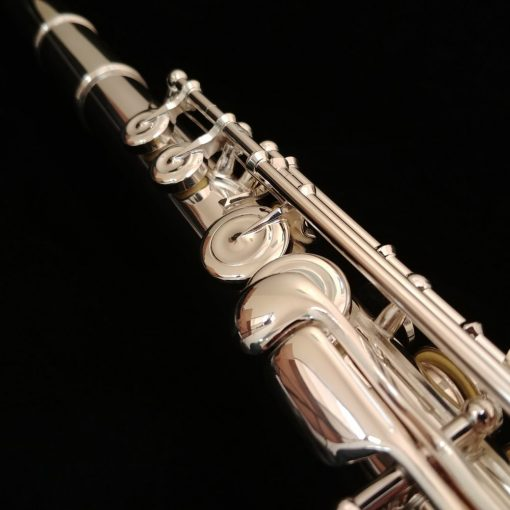 Pearl 765 Solid Silver Flute with C# Trill & Brezza Headjoint