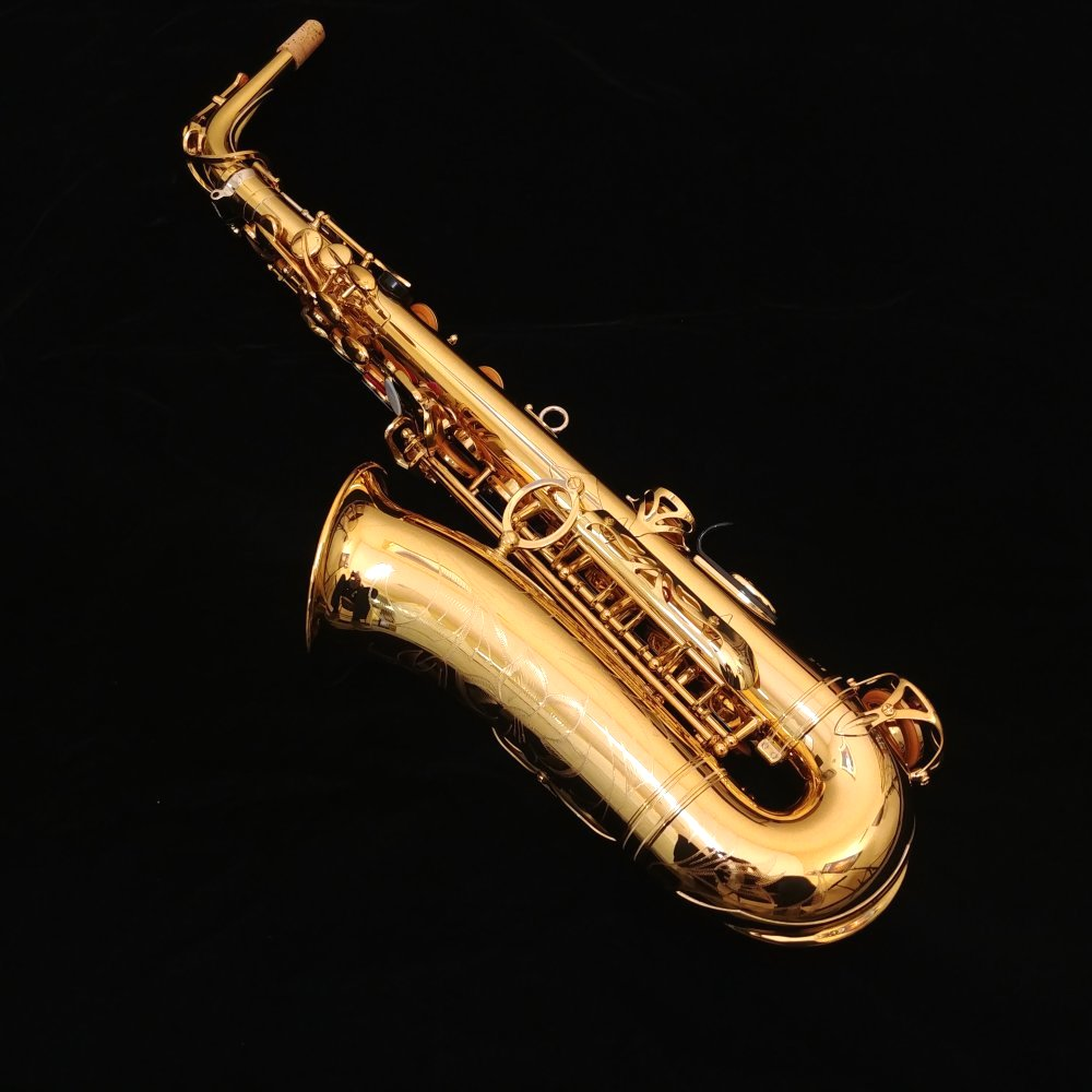 Yamaha custom ex alto sax yas 875exii 2nd generation 875ex for Yamaha yas 875