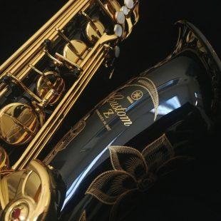 Yamaha Custom Z Tenor Sax - Black Lacquer YTS-82ZIIB