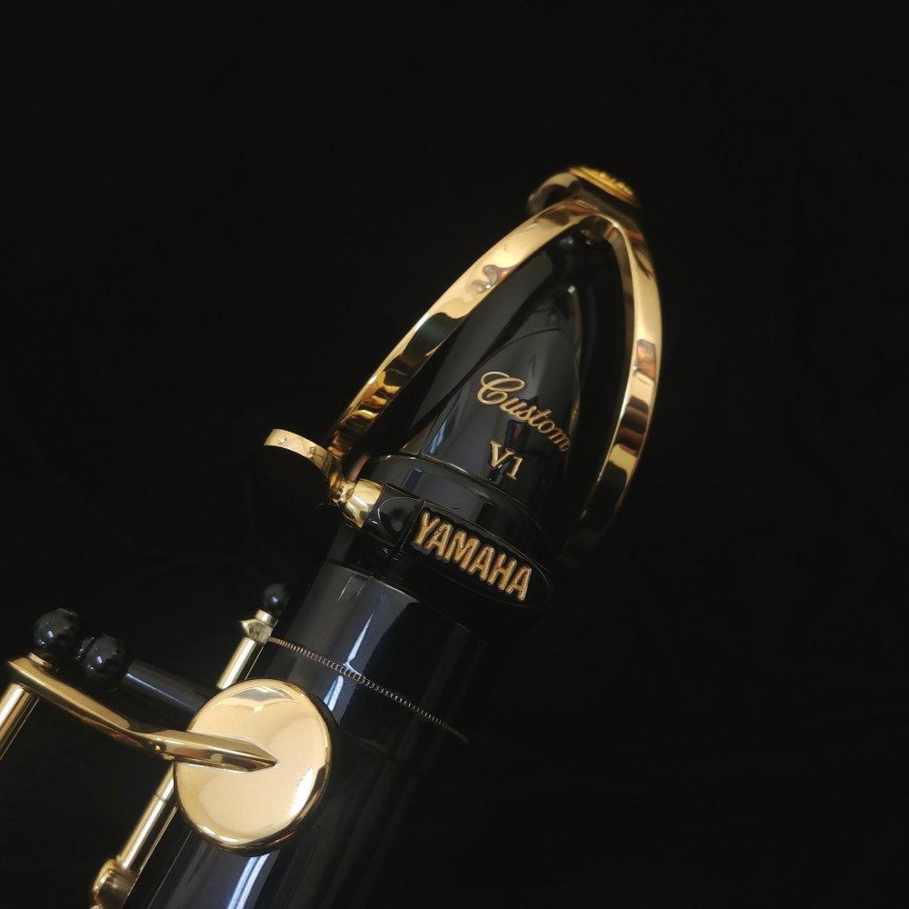 Yamaha Custom Z Alto Black
