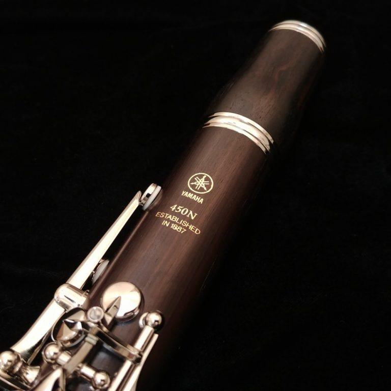 Yamaha Duet Clarinet - YCL-450NM