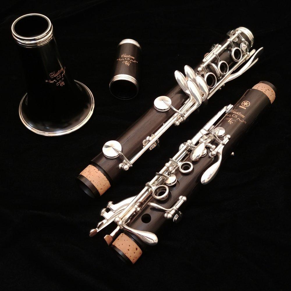 Yamaha Custom Csvr Clarinet