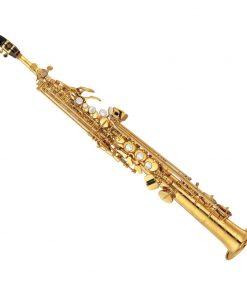 Yamaha Custom EX Soprano Sax - YSS-875EXHG