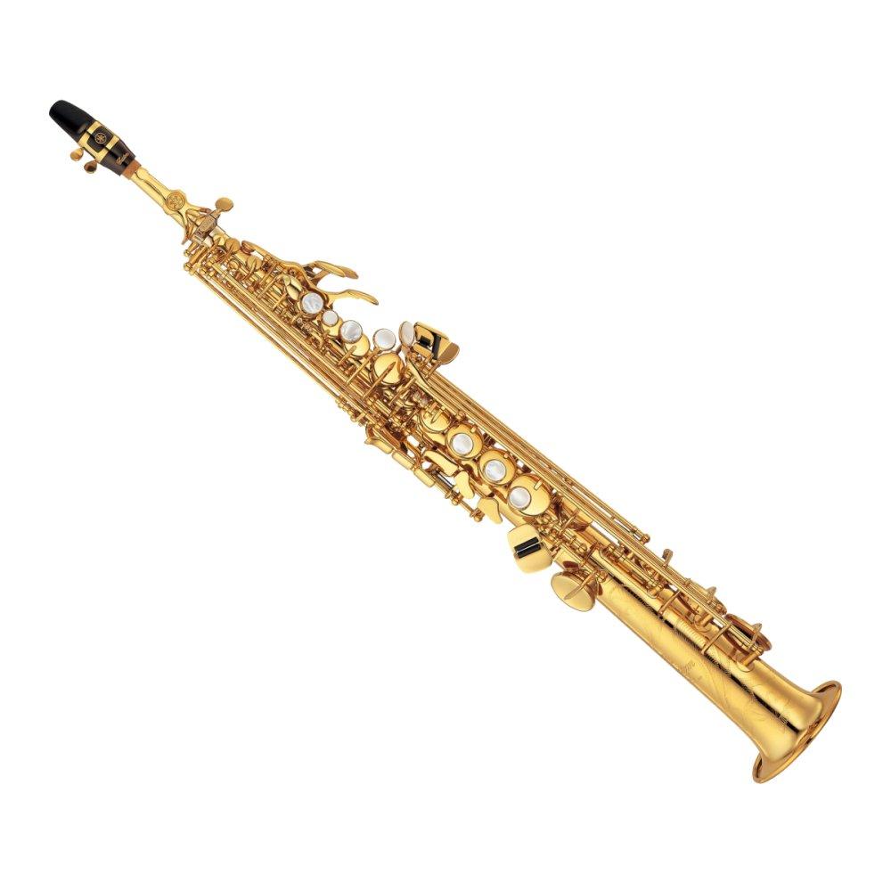 yamaha custom ex soprano sax yss 875exhg dual neck high g