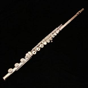 Pearl Quantz 765 Flute with 18k Rose Gold Plated BREZZA HJ & C# Trill