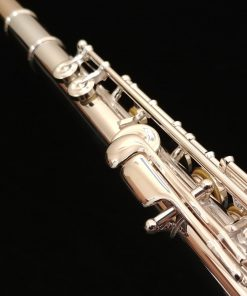 Pearl 765 Quantz Flute with 18k Rose Gold Plated Headjoint
