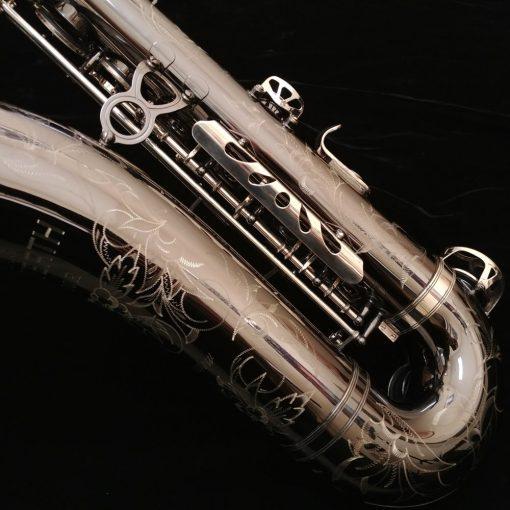 Used Keilwerth Shadow Tenor Sax #125931