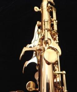 Yanagisawa SCWO20 Curved Soprano Sax