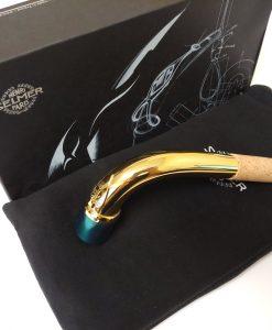Selmer Paris Series II Bari Sax Neck - Jubilee, Gold Lacquer