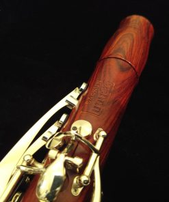Backun Lumiere Clarinet - Bb, Cocobolo with Silver Keys
