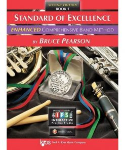 Standard of Excellence Book 1 - Enhanced