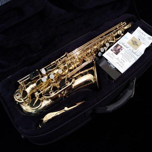 Jim Snidero Picked SeleS by Selmer Paris - AXOS Alto Sax