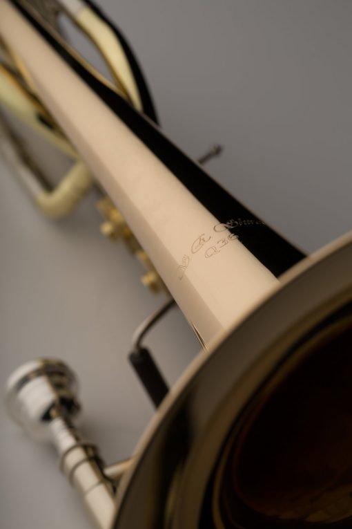 S.E. Shires Bass Trombone - Q Series Bass Trombone