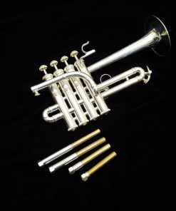 Lightly Used Bach Artisan Piccolo Trumpet - AP190S