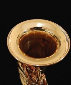 Lightly Used Yamaha Custom EX Soprano Sax – YSS-875EXHG - 003441