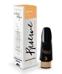 D'Addario Reserve Evolution Clarinet Mouthpiece