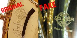 Counterfeit & Fake Musical Instruments & Other Dangers of the Internet!