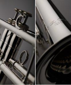 S.E. Shires Q Series Pro Trumpet