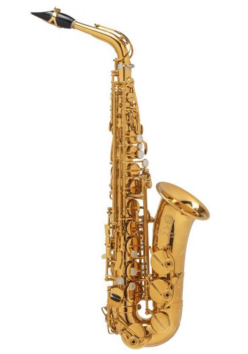 Selmer Paris 24k Gold Plated Supreme Alto Sax
