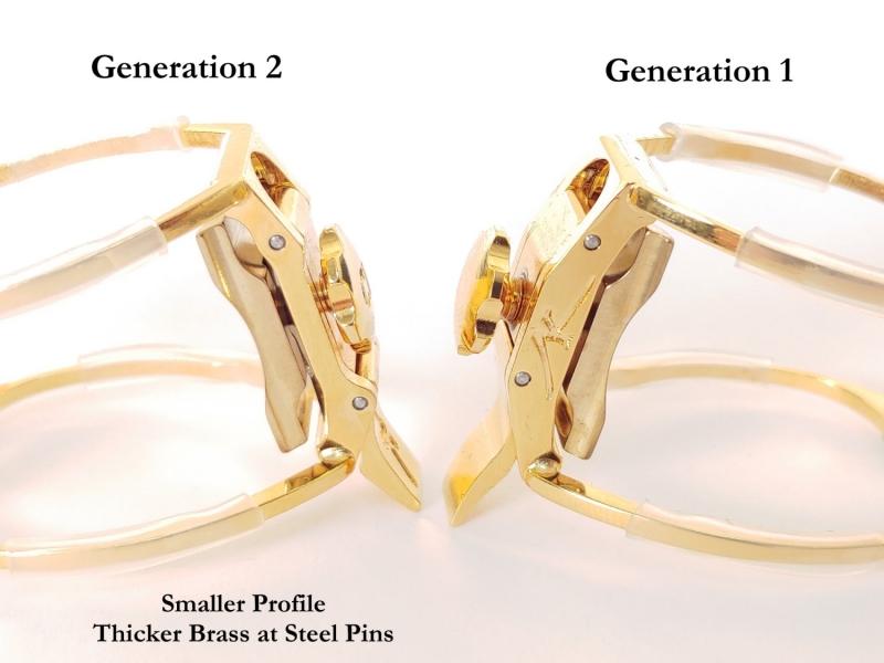 AK Ligature Generation Comparison