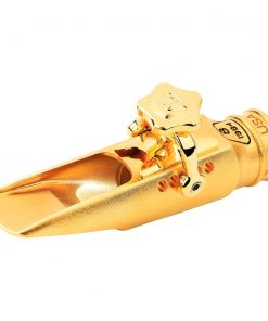 Theo Wanne DURGA Alto Sax Mouthpiece - Gold Durga 4