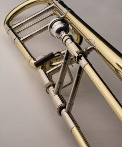 S.E. Shires Q Series F-Rotor Trombone - Conventional Rotor