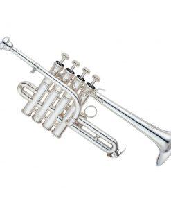 Yamaha YTR-9835 Custom Piccolo Trumpet