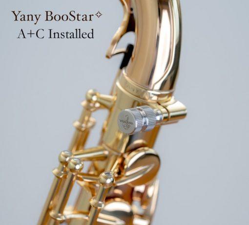 Yanagisawa BooStar Neck Screw - A+C Installed