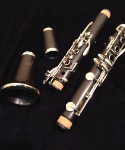 1971 Vintage Buffet R13 Clarinet - #121409 - ProShop Overhauled