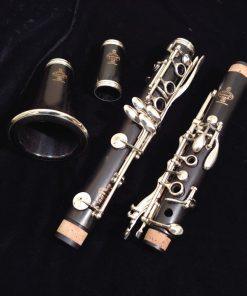 1960 Vintage Buffet R13 Clarinet - Serial 62668 - ProShop Overhauled