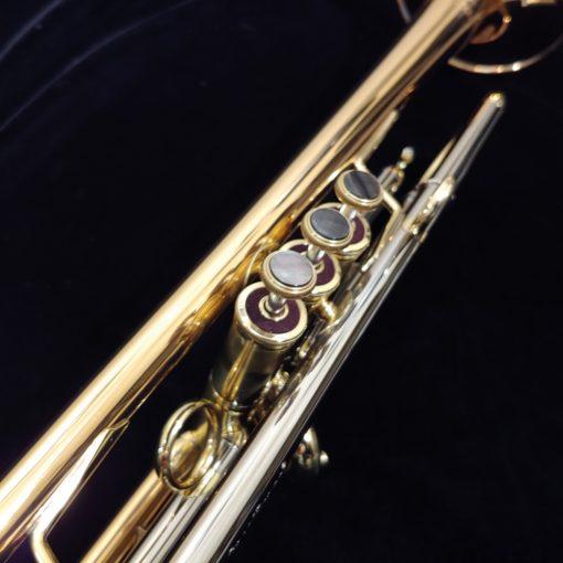 Carol Brass 5280L-GLT Professional Trumpet