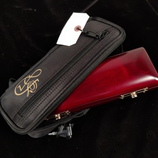 Di Zhao Rosewood Piccolo with Pisoni S2 Pads