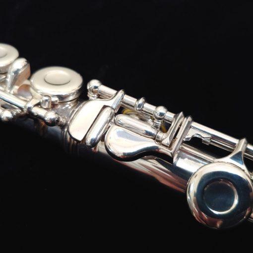 1960's Haynes Commercial Flute - Overhauled, Serial 37308