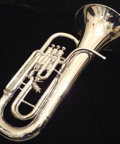 K.Custom Artist Series 3+1 Euphonium - Silver Plated