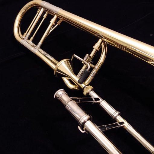 K. Custom Artist Series Pro F-Rotor Trombone