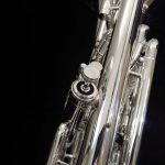 K. Custom Artist Series Compensating Euphonium in Silver