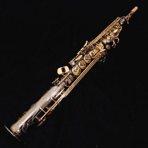Kessler Custom Deluxe Soprano Sax