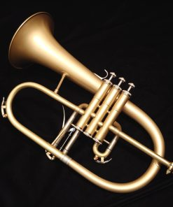 Kessler Custom Artist Series Brass Satin Flugel Horn