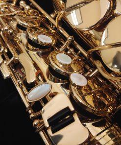 Kessler Custom Performance Series Alto Sax